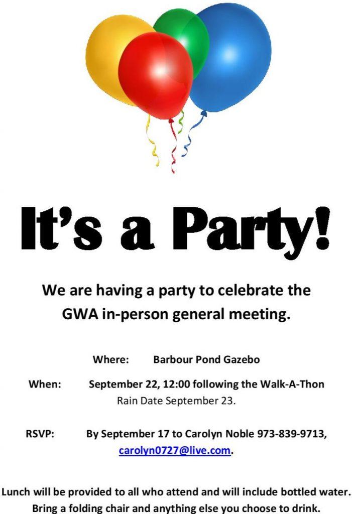 Program Party